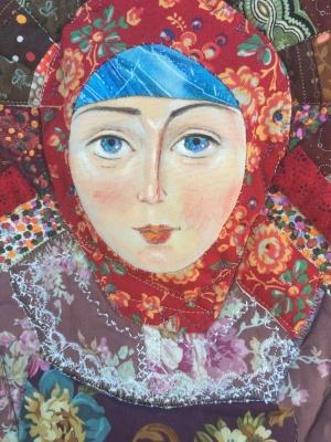 Выставка ДУША РОССИИ - Фестиваль лоскутного шитья в Суздале