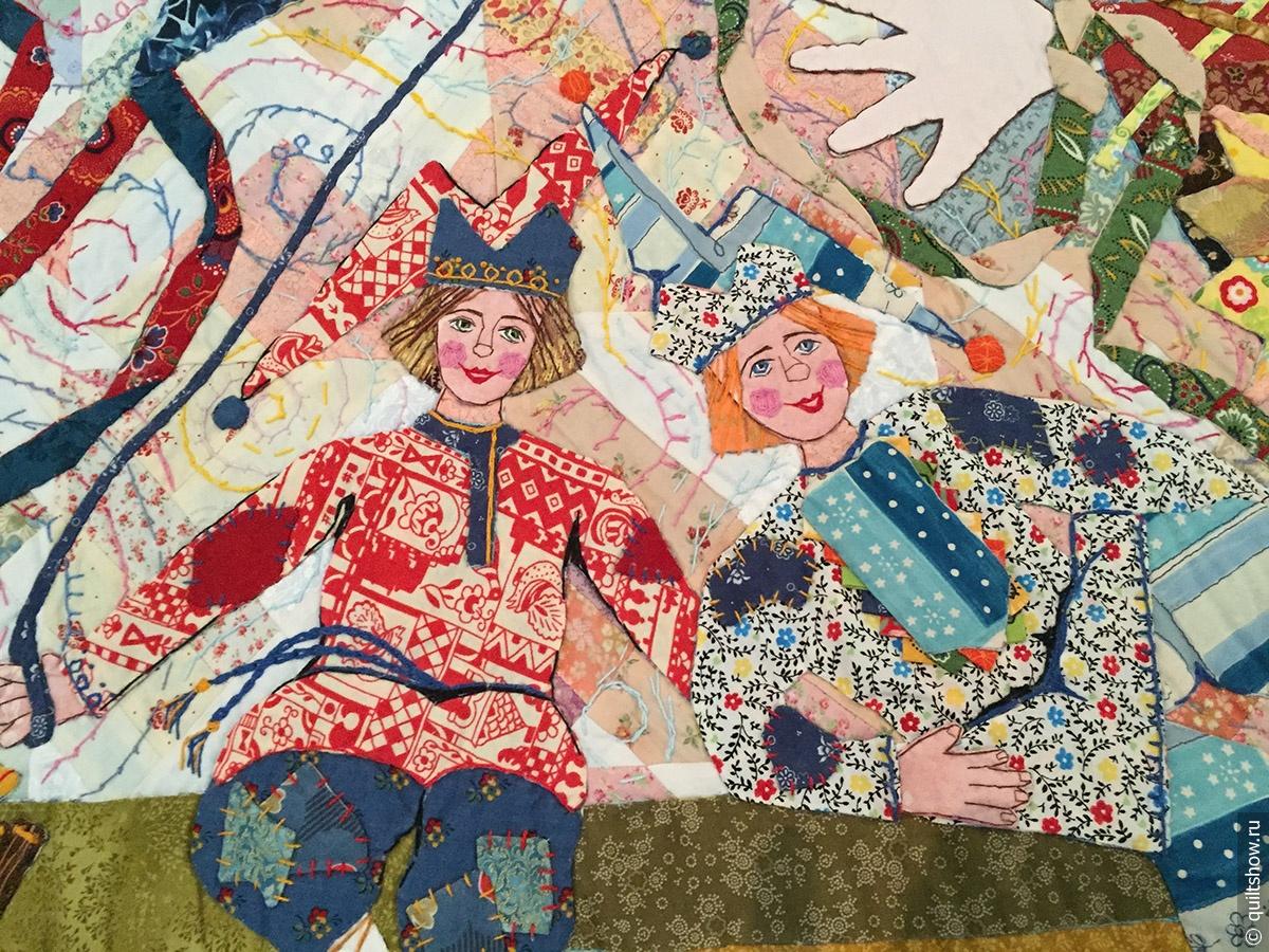 Лоскутное шитье фестиваль в суздале
